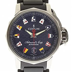 Corum Admirals Cup swiss-automatic Mens Watch 082.830.20 (認定pre-owned )