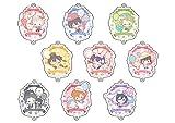 文豪ストレイドッグス × サンリオキャラクターズ ふぉーちゅん☆アクリルコネクトチャーム BOX商品 1BOX=9個入、全9種類