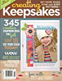 Creating Keepsakes, November 2008 Issue