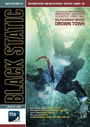 Black Static #43 (Nov - Dec 2014): Transmissions from Beyond (Black Static Horror and Dark Fantasy Magazine) (English Edition)