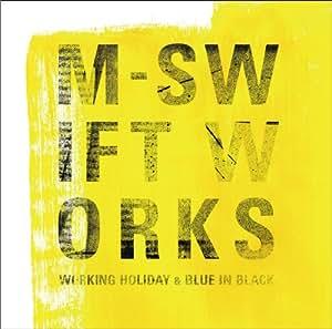 "WORKS~""WORKING HOLIDAY"" オリジナル・サウンドトラック & 24 Carat ""BLUE IN BLACK""~【CD2枚組】"