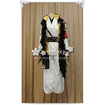 薄桜鬼 カレンダー 2010年 風間千景 コスプレ衣装 wh040 (男性XXLサイズ)