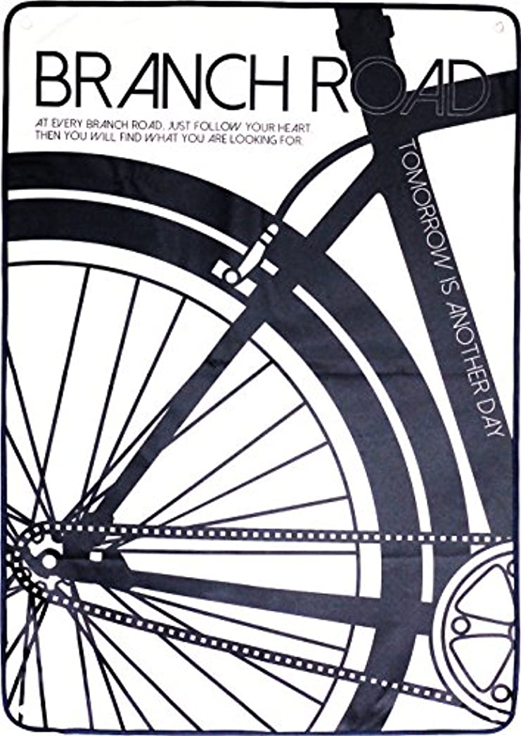 漂流集中的な特許現代百貨 PICTORIAL レジャーシート ブラック 70×100cm A109RO