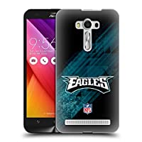 オフィシャル NFL ブラー フィラデルフィア・イーグルス ロゴ Zenfone 2 Laser ZE550KL 専用ハードバックケース