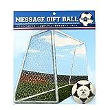 グリーティングライフ 色紙 メッセージギフトボール サッカー BS-12