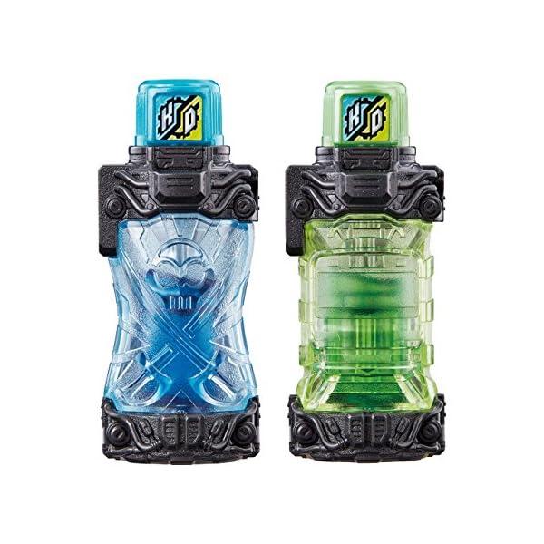 仮面ライダービルド DX海賊レッシャーフルボトルセットの商品画像