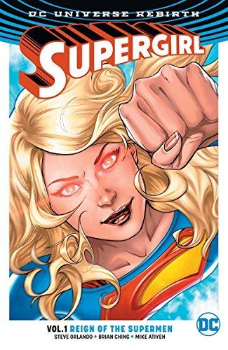 『Supergirl Vol. 1: Reign of the Cyborg Supermen (Rebirth) (Supergirl: DC Universe Rebirth)』の1枚目の画像