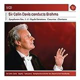 Brahms: 4 Symphonies/Haydn Var