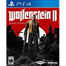 Wolfenstein II The New Colossus (輸入版:北米) - PS4