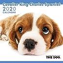 アーリスト 2020 THE DOG カレンダー キャバリアキングチャールズスパニエル