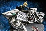Fate/Zero セイバー&セイバー・モータード・キュイラッシェ 1/8スケール PVC製 塗装済み完成品フィギュア_03
