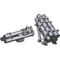ファインモールド 1/700 ナノ・ドレッドシリーズ 現用艦 対艦ミサイル & 短魚雷発射管 プラモデル用パーツ WA35