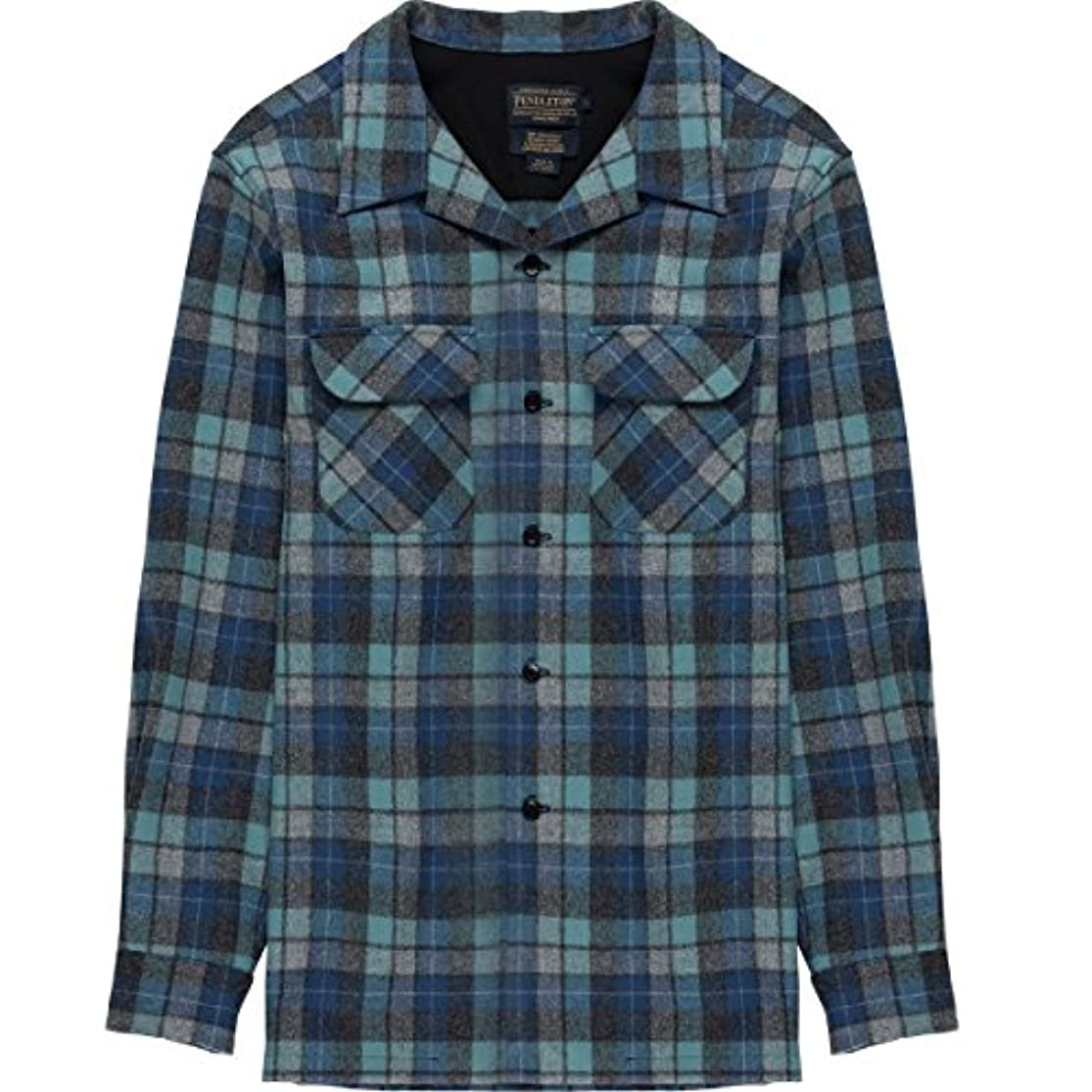 数字バングラデシュピック[ペンドルトン] メンズ シャツ Fitted Board Shirt [並行輸入品]