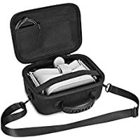 (カップテン)Kupton VR収納ケースOculus Go用ケース Oculus Go オキュラス 単体型VRヘッドセット対応収納バッグ Oculus Go専用保護バッグ ブラック