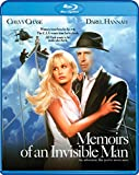 GREGORY Memoirs of an Invisible Man [Blu-ray]