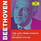 ベートーヴェン:ピアノ・ソナタ第30番-32番