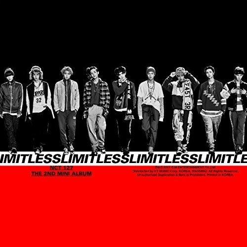 2ndミニアルバム - Limitless (ランダムバージョン) (韓国盤)
