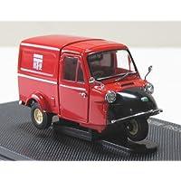 EBRRO 1/43 ダイハツ ミゼット ポストカー 1961(44215) 完成品