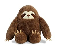 Aurora 15インチThree Toed Sloth Plush Stuffed Animal