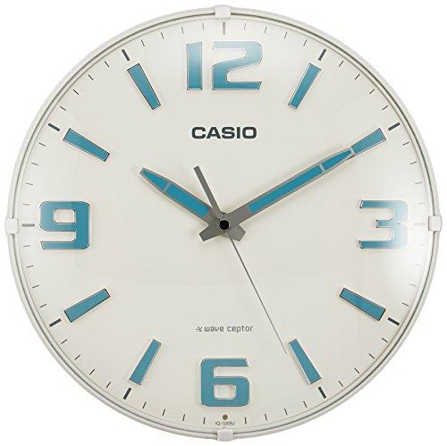 カシオ インテリア電波掛時計 アナログ IQ-1009J-7JF