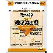 なか卯 親子丼の具 5パック (145g×5) 冷凍食品