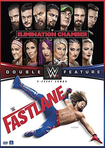 WWE イリミネーション・チェンバー & ファストレーン 2...