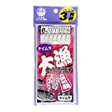 TAKAMIYA(タカミヤ) 大漁ケイムラサビキ 針6号-ハリス1.5号 TF13 ケイムラ