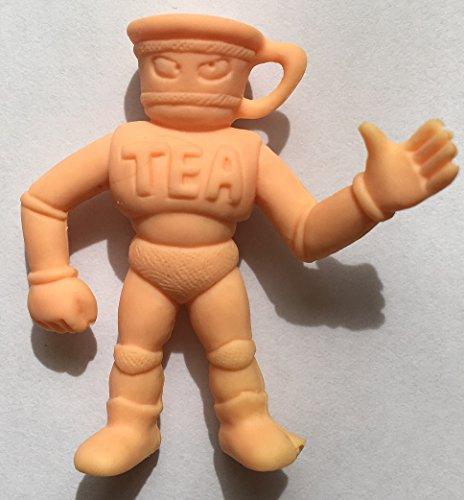 キン肉マン キン消しパート2 036 ティーパックマン (肌 )単品