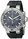 Orisメンズ67476557253rs Divers Analog Display Swiss Automatic Black Watch