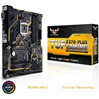 ASUS Intel Z370搭載 マザーボード LGA1151対応 TUF Z370-PLUS GAMING【ATX】