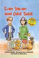 Even Steven and Odd Todd (Scholastic Reader: Level 3)
