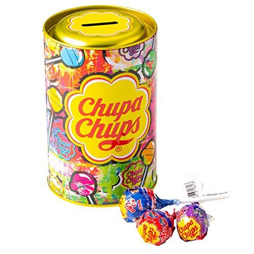 クラシエ チュッパチャプス コインバンク バブルガム イン キャンディ入り