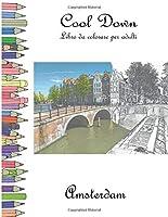 Cool Down - Libro da colorare per adulti: Amsterdam
