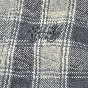 (マグレガー) McGREGOR メンズ シャツ 111175616 保温 L グレー