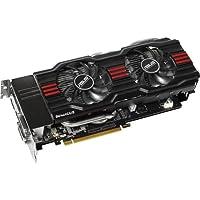 ASUSTeK グラフィックカード NVIDIA GeForce GTX670チップセット GTX670-DC2-2GD5 【PCI-Express 3.0】