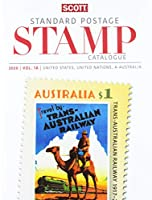 Scott Standard Postage Stamp Catalogue 2020