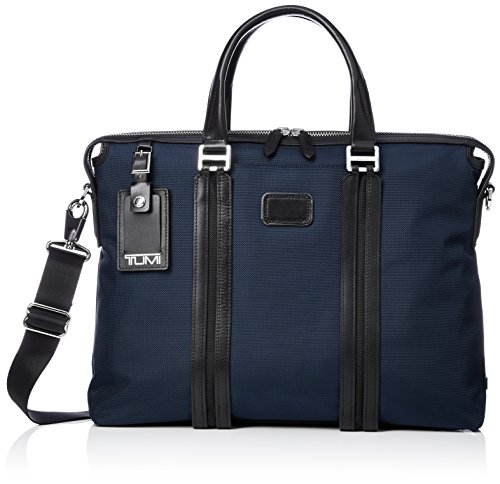 [トゥミ] ビジネスバッグ 公式 正規品 日本限定コレクション JARVIS スリム・ブリーフ 068415 NYDE ネイビー/ブラック