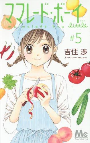 ママレード・ボーイ little 5 (マーガレットコミックス)の詳細を見る