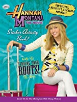 Hannah Montana the Movie: City Girls Vs Country Girl Sticker Book