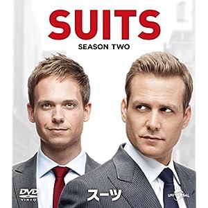 SUITS/スーツ シーズン2 バリューパック [DVD]