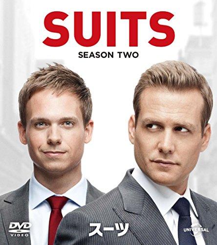 SUITS/スーツ シーズン2 バリューパック [DVD]の詳細を見る