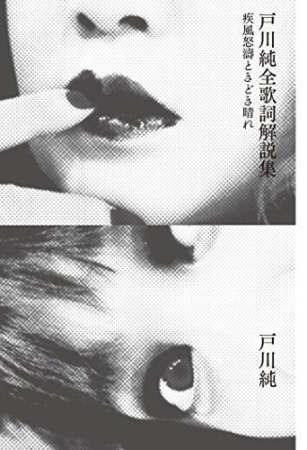 戸川純全歌詞解説集——疾風怒濤ときどき晴れ (ele-king books)