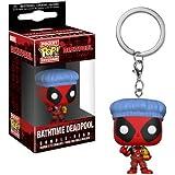 Funko - Porte-clé Marvel - Deadpool Bathtime Pop 4cm - 0889698317344