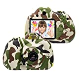 Kids Digital Cameras for 4-9 Year Old Boys,2 Inch LCD Screen Toy Video Camera Birthday for Teen boy