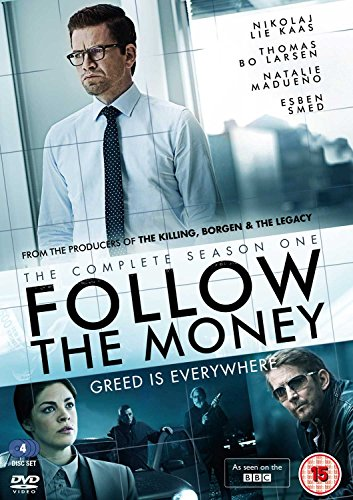 Follow The Money - The Complete Season 1 (英語のみ) [PAL-UK] [DVD][Import]