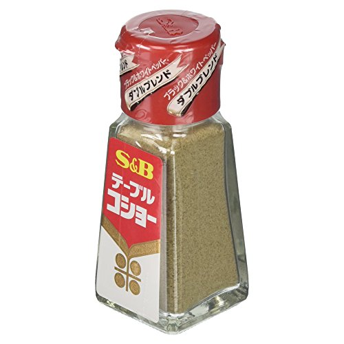 S&B テーブルコショー 瓶20g [7663]