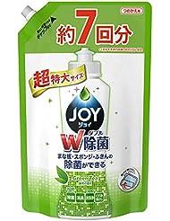 除菌ジョイ コンパクト 食器用洗剤 緑茶の香り 詰め替え 超特大 1065mL
