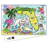 Florida Map New Collectible Souvenir Playing Cards