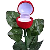 【手品 マジック】ローズがリングケースに変わる 薔薇の指輪ケース ロマンティックマジック 近景マジック道具 手品道具