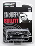1968 DODGE CHARGER R/T from the movie BULLITT Greenlight Collectibles 1:64 Scale * Hollywood Series 3 * Die Cast Vehicle [並行輸入品]